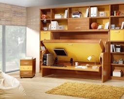 (Български) Практични и лесни съвети за малкия апартамент с трансформиращи мебели